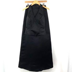 WTOO By WATTERS & WATTERS 2 Piece Formal Dress CL